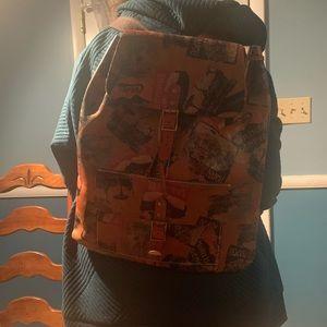 Patrisha Nash Backpack purse